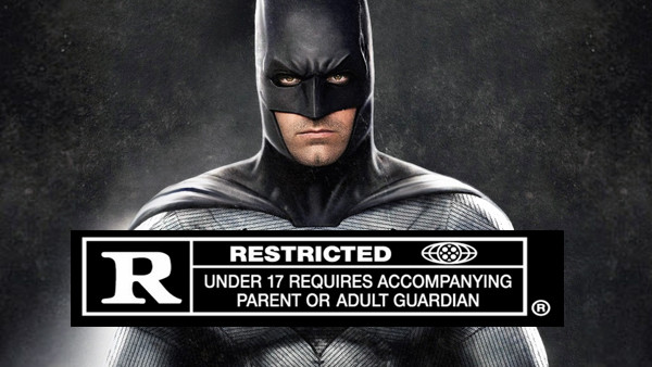Batman Ben Affleck R
