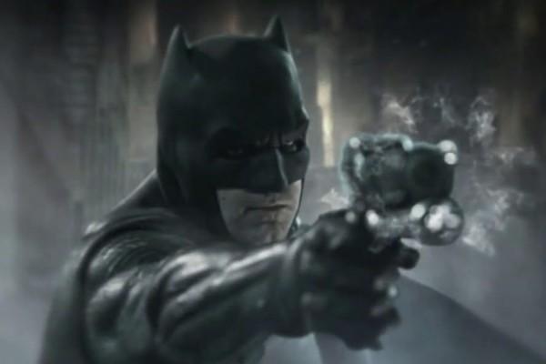 Batman Solo Movie is
