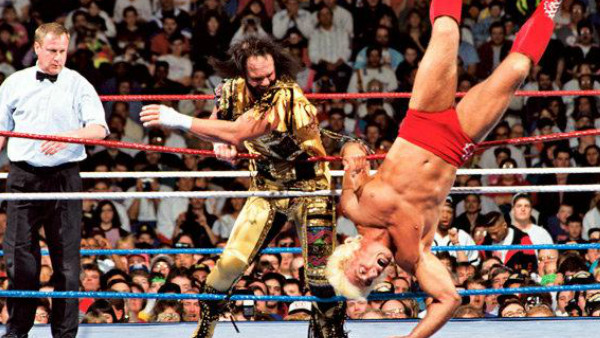 Randy Savage Ric Flair SummerSlam