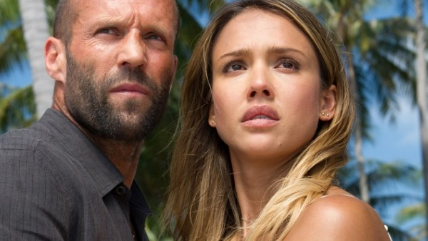 Mechanic Resurrection Jason Statham Jessica Alba
