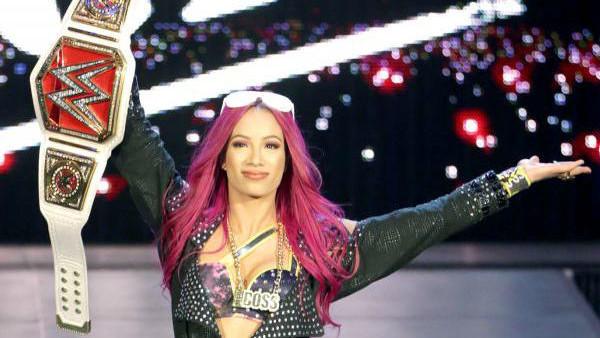 Sasha Banks Returns To WWE Raw Tonight