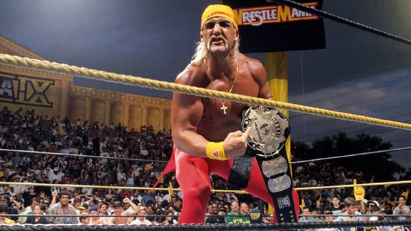 hulk hogan wrestlemania 9