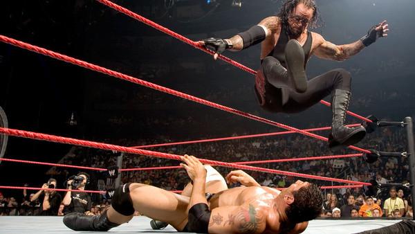 The Undertaker John Cena