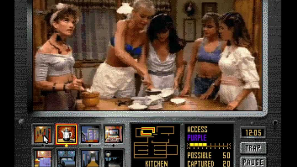 Night Trap ReVamped