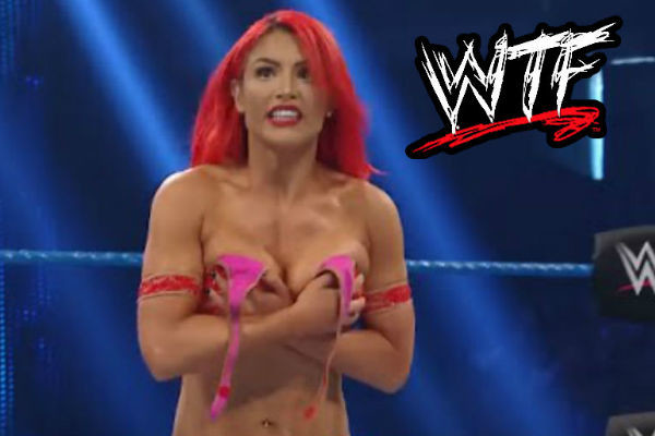 WWE SmackDown Aug. 9, 2016: Two NXT women victorious in debuts