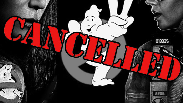 Ghostbusters 2 Cancelled