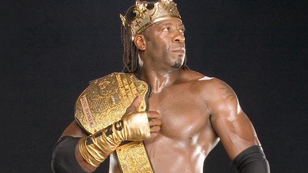 King Booker World Heavyweight Champion