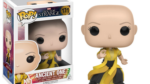 The Ancient One Funko Pop
