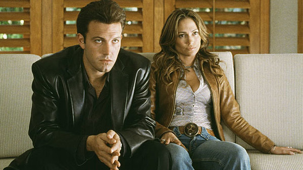 Ben Affleck Jennifer Aniston Gigli