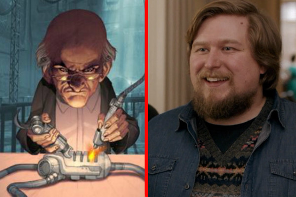 Michael Chernus Will Play the Tinkerer in 'Spider-Man: Homecoming'