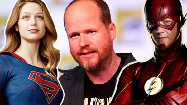 Joss Whedon The Flash Supergirl