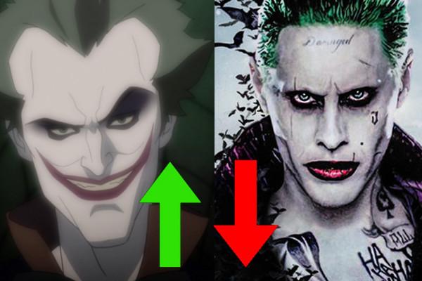 David Ayer Explains the Joker's 'Damaged' Tattoo