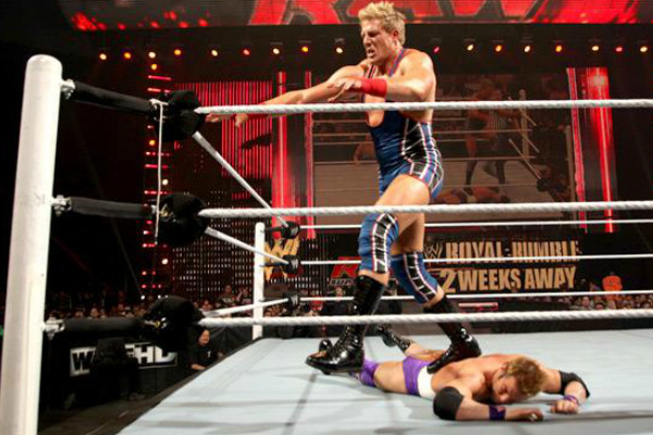 10 Worst WWE United States Title Matches Of The Modern Era – Page 5