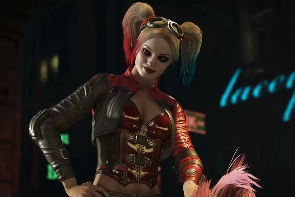 injustice 2 : Harley Quinn online matches - YouTube