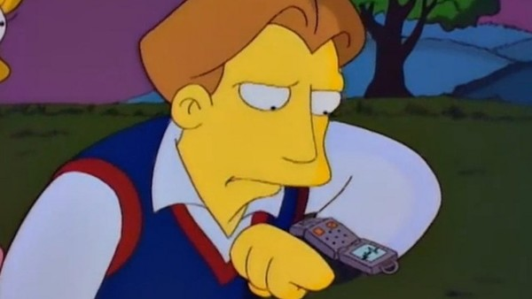 Simpsons Hugh Parkfield