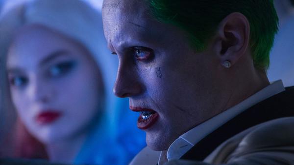 Suicide Squad Jared Leto Margot Robbie Joker Harley Quinn
