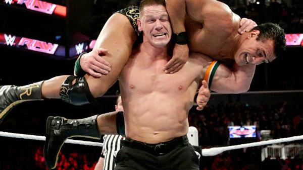 John Cena Alberto Del Rio