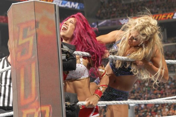 How Serious Is Sasha Bank's Injury?