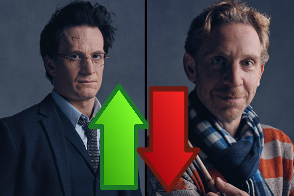 Harry Potter Cursed Child Ups Downs