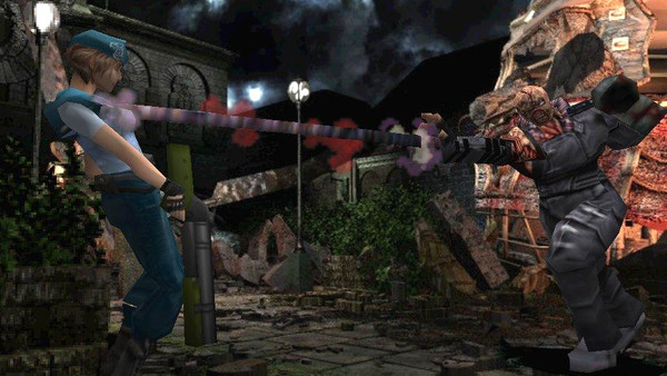 horror ps1 games