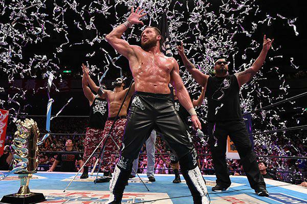 Kenny Omega NJPW G1 Climax