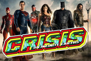 Justice League Crisis On Infinite Earths