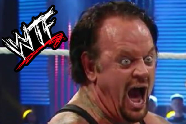 the undertaker laugh wtf
