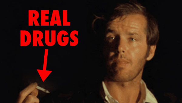 Easy Rider Real Drugs