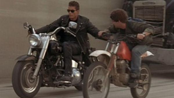 Terminator 2 Stand Ins