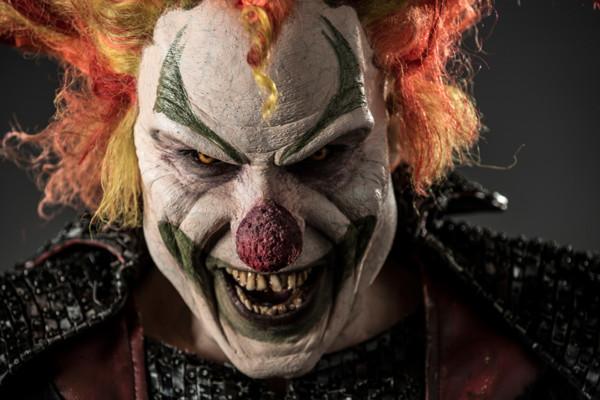 Jack the Clown Universal Halloween Horror