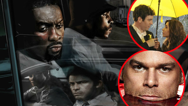 The Wire HIMYM Dexter