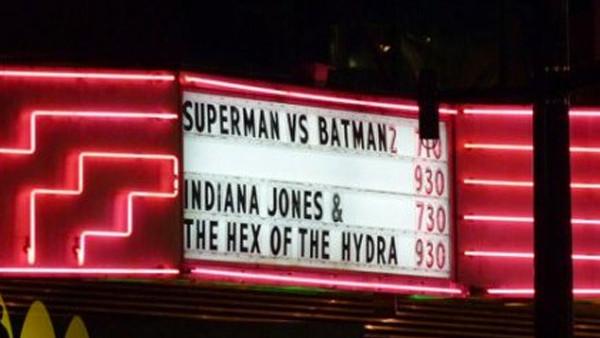 Fringe Batman V Superman