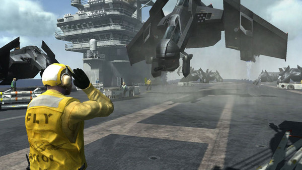 Crysis Aircraft Carrier
