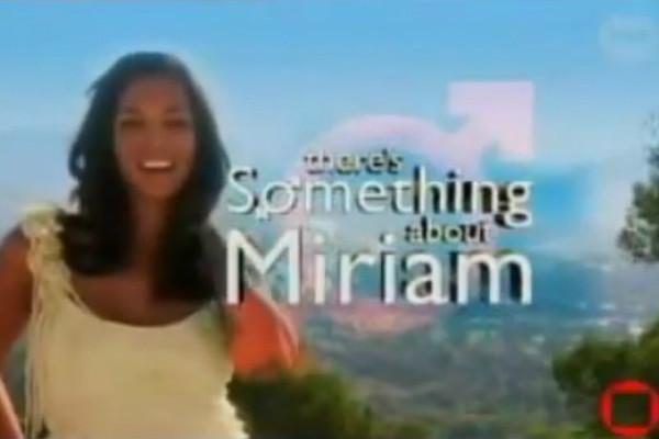 Miriam a pre-operative transsexual