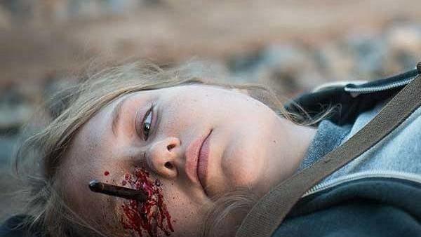 The Walking Dead Denise death