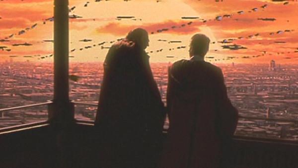 Star Wars Dusk Coruscant