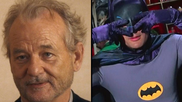 Bill Murray Batman