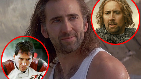 Nicolas Cage Ghost Rider Con Air Season Of The Witch