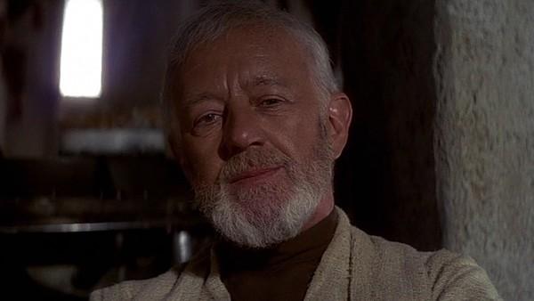 Star Wars A New Hope Obi-Wan Kenobi