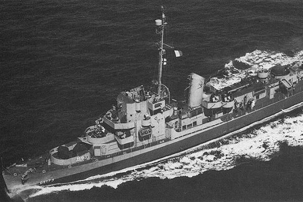 USS Elridge