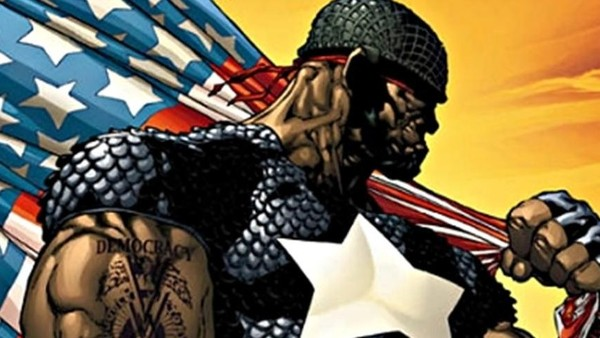 Captain America Generations Alex Ross