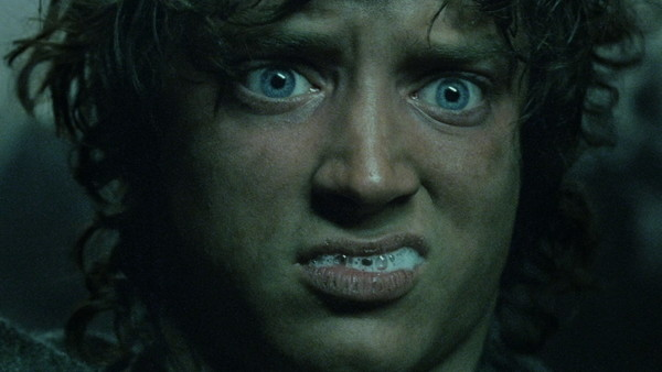 The Lord Of The Rings Frodo Stabbed