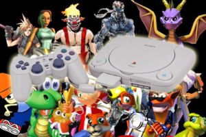 Playstation 1 psx ps1