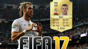 FIFA 17 Gareth Bale 1