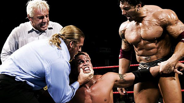Randy Orton Evolution