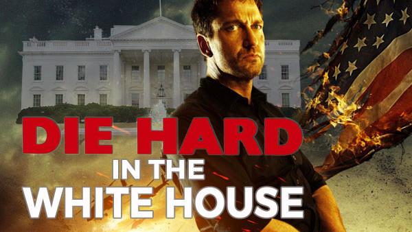 Die Hard In The White House Olympus Has Fallen