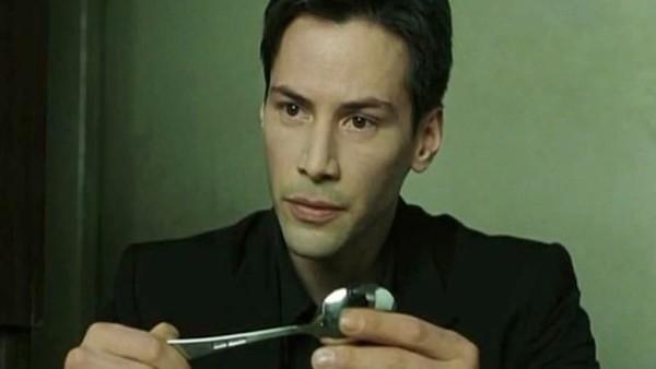 Keanu Reeves The Matrix 1999