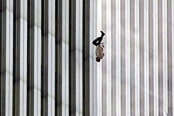 911 Falling Man