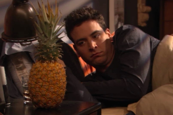 How I Met Your Mother Pineapple Incident