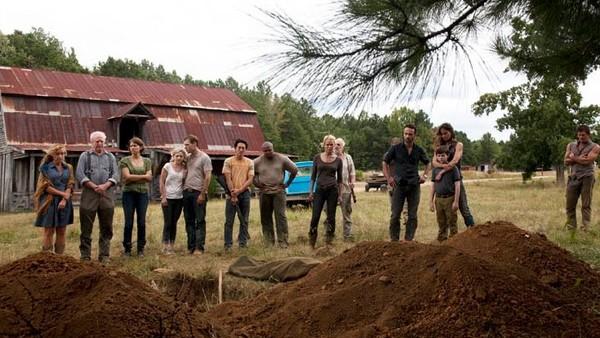 The Walking Dead Season 2 Farm